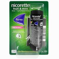 Abbildung von Nicorette Fruit & Mint Spray  13.2 ml