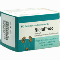Abbildung von Nieral 100 Tabletten 60 Stück