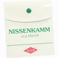 Nissenkamm Metall 102170 Bf 1 Stück
