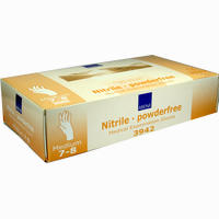 Nitril-Handschuhe Medium Puderfrei 100 Stück