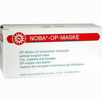 Noba Op Maske Mit Gummibändern 50 Stück