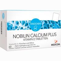 Nobilin Calcium Plus Vitamin D  Tabletten 60 Stück