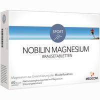 Nobilin Magnesium Brausetabletten   60 Stück