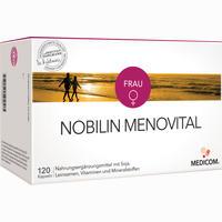 Abbildung von Nobilin Menovital Kapseln 120 Stück