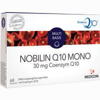 Nobilin Q10 Mono  Kapseln 60 Stück