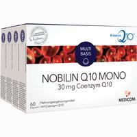 Nobilin Q10 Mono  Kapseln 4X60 Stück