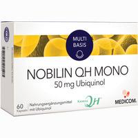 Nobilin Qh Mono 50mg  Kapseln 60 Stück