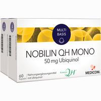 Nobilin Qh Mono 50mg  Kapseln 2X60 Stück