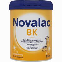 Novalac Bk Säuglings-spezialnahrung  Pulver 800 g