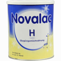Novalac H Säuglings-milchnahrung  Pulver 800 g