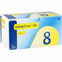 Abbildung von Novofine 8 0. 30x8mm Tw 100 Stück