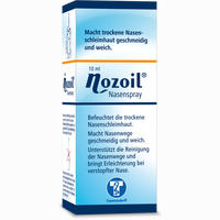 Abbildung von Nozoil Nasenspray  10 ml