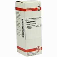 Nux Vomica D8  Dilution 20 ml