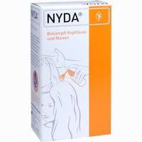 Abbildung von Nyda gegen Läuse und Nissen Pumplösung 50 ml