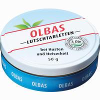 Abbildung von Olbas Klassik Lutschtabletten  50 g
