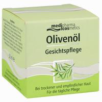 Abbildung von Olivenöl Gesichtspflege  Creme 50 ml
