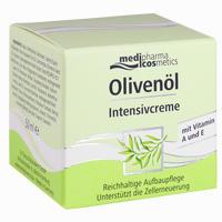Olivenöl Intensivcreme  50 ml