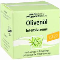 Abbildung von Olivenöl Intensivcreme Lsf 20  50 ml