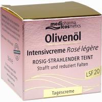 Abbildung von Olivenöl Intensivcreme Rose Legere Lsf 20  50 ml