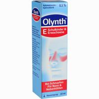 Abbildung von Olynth 0.1% Nasendosierspray 15 ml