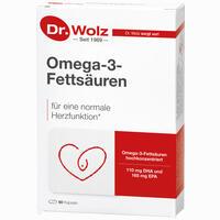 Omega-3-fettsäuren 500mg/60%  Kapseln 60 Stück