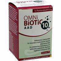 Abbildung von Omni Biotic 10 Aad Pulver 14 x 5 g