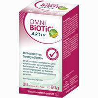 Abbildung von Omni Biotic Aktiv Pulver 60 g