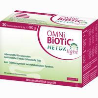 Abbildung von Omni- Biotic Hetox Light Beutel 30 x 3 g