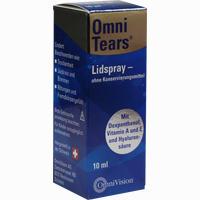 Omnitears Lidspray   10 ml