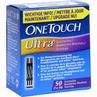 Abbildung von One Touch Ultra Sensor-teststreifen   Kohlpharma 2X25 Stück