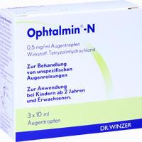 Ophtalmin-n  Augentropfen 3X10 ML
