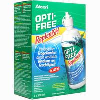 Optifree Replenish Lösung 2X300 ml