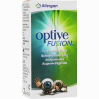 Abbildung von Optive Fusion Augentropfen  10 ml