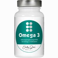 Orthodoc Omega 3  Kapseln 60 Stück