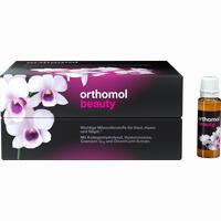 Abbildung von Orthomol Beauty Trinkampullen 30 Stück