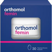 Abbildung von Orthomol Femin Kapseln 60 Stück