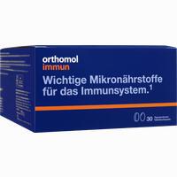 Abbildung von Orthomol Immun Tabletten + Kapseln Kombipackung  1 Stück