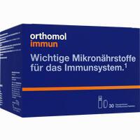 Orthomol Immun Trinkfläschchen  Trinkampullen 30 Stück