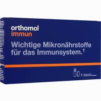 Orthomol Immun Trinkfläschchen  Trinkampullen 7 Stück