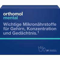 Abbildung von Orthomol Mental Granulat 30 Stück