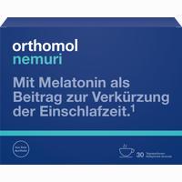 Abbildung von Orthomol Nemuri Granulat 30 Stück