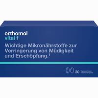Abbildung von Orthomol Vital F 30 Tabletten/Kapseln Kombipackung 30 Stück
