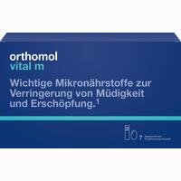 Abbildung von Orthomol Vital M Trinkfläschchen Trinkampullen 7 Stück