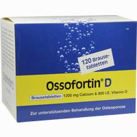 Abbildung von Ossofortin D Brausetabletten 120 Stück