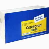 Abbildung von Ossofortin Forte Brausetabletten 60 Stück