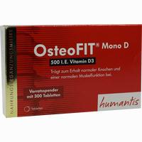 Abbildung von Osteofit Mono D Tabletten  300 Stück