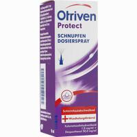 Abbildung von Otriven Protect 1 Mg/ml + 50 Mg/ml Nasenspray  10 ml
