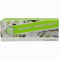 Abbildung von Oxacant Sedativ Liquid Tropfen 30 ml