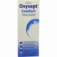 Abbildung von Oxysept Comfort Vit B12 Tabs  Tabletten 12 Stück