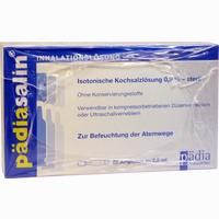 Pädiasalin Inhalationslösung  60 Stück